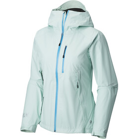 Mountain Hardwear Exposure/2 Gore-Tex Paclite Jas Dames blauw